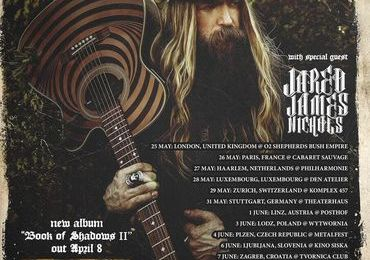 ZAKK WYLDE with new solo album and tour dates