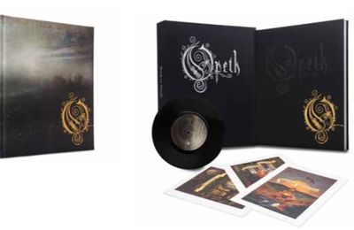 "OPETH will publish ""The Book of Opeth"" in April"
