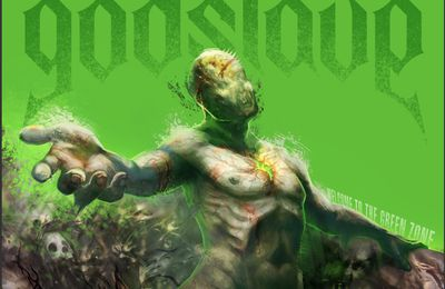 "CD review GODSLAVE ""Welcome to the Green Zone"""