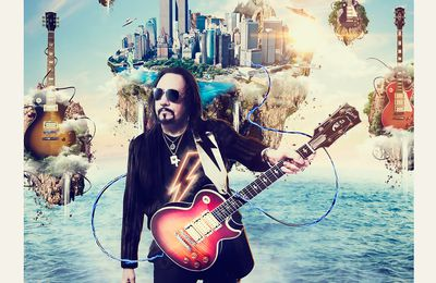 "CD review ACE FREHLEY ""Origins Vol. 1"""