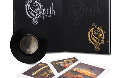 "OPETH publishes ""Book of Opeth"""