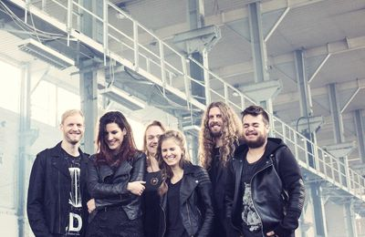10th anniversary show of DELAIN in December 2016