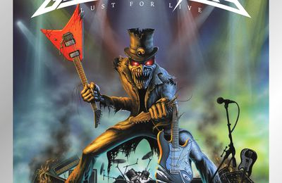 "CD review GAMMA RAY ""Lust For Live"" (Anniversary Edition)"