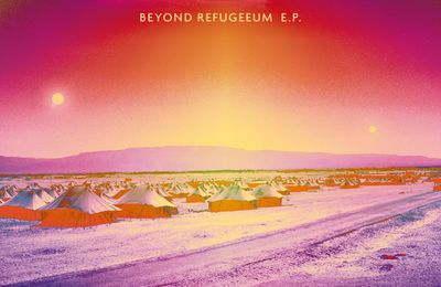 "CD review BLACK SPACE RIDERS ""Beyond Refugeeum"" EP"