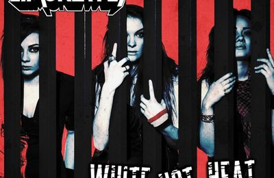 "CD review THE AMORETTES """"White Hot Heat"""