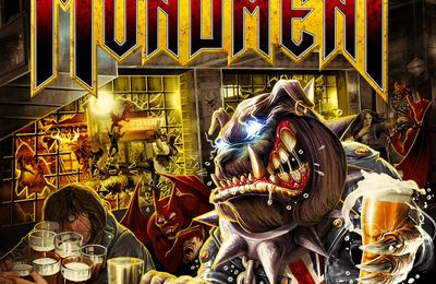 "CD review MONUMENT ""Hair of the Dog"""