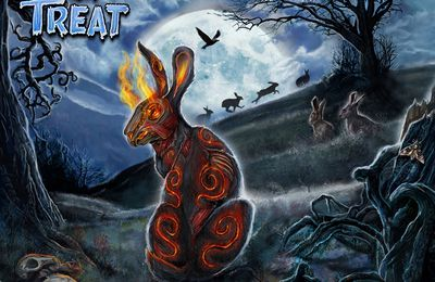 "CD review TRICK OR TREAT ""Rabbits' Hill pt.2"""