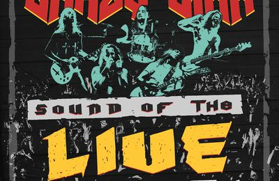 "CD review CRAZY LIXX ""Sound of the LIVE Minority"""