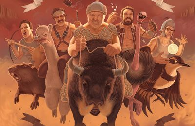 "CD review THE KYLE GASS BAND ""Thundering Herd"""
