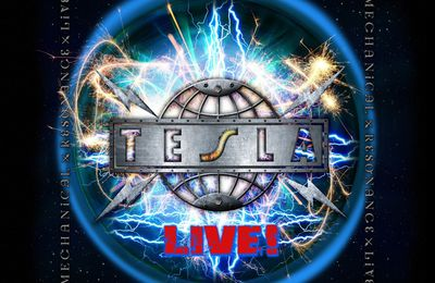 "CD review TESLA ""Mechanical Resonance Live"""