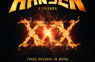 "CD review HANSEN & FRIENDS ""XXX - Three Decades in Metal"""