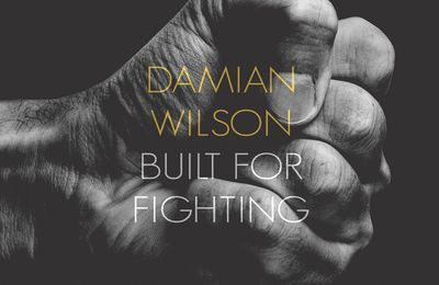 "LP review DAMIAN WILSON ""Built For Fighting"""