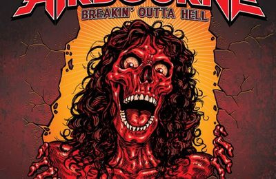 "CD review AIRBOURNE ""Breakin' Outta Hell"""