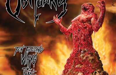 "CD review OBITUARY ""Ten Thousand Ways to Die"""