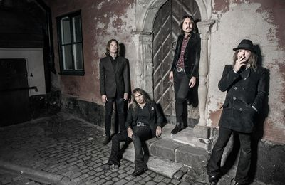 Interview with Nicke Andersson from IMPERIAL STATE ELECTRIC