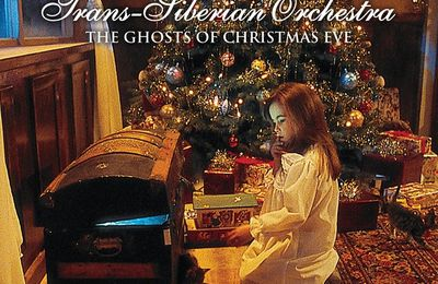 "CD review TRANS-SIBERIAN ORCHESTRA ""The Ghosts of Christmas Eve"""