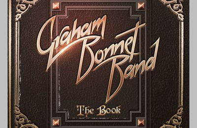 "CD review GRAHAM BONNET BAND ""The Book"""