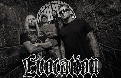 Swedish death metallers EVOCATION sign to Metal Blade Records!