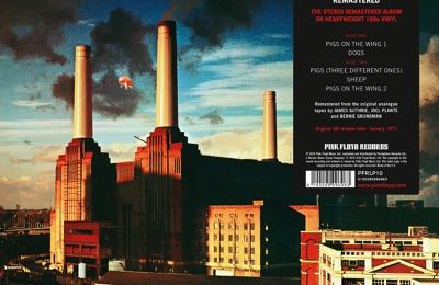 "LP review PINK FLOYD ""Animals"" - re-issue"