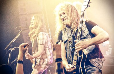 Tour dates GOTTHARD / PRETTY MAIDS for 2017