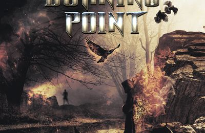 "CD review BURNING POINT ""The Blaze"""