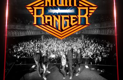 """CD review NIGHT RANGER """"35 Years and a Night in Chicago"""""""