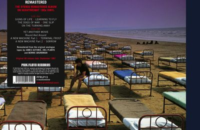 "PINK FLOYD's ""The Final Cut"" and ""A Momentary Lapse of Reasons"" on vinyl"