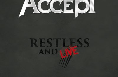 "DVD review ACCEPT ""Restless and Live"""