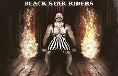 "CD review BLACK STAR RIDERS ""Heavy Fire"""