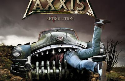 "CD review AXXIS ""Retrolution"""
