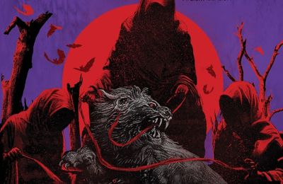 """CD review UNEARTHLY TRANCE """"Stalking the Ghost"""""""
