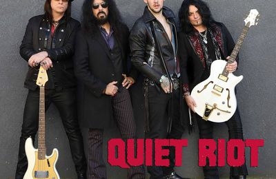 New QUIET RIOT album delayed till later this year