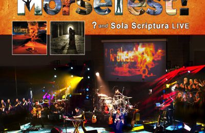 "BluRay/DVD review THE NEAL MORSE BAND ""Morsefest 2015"""