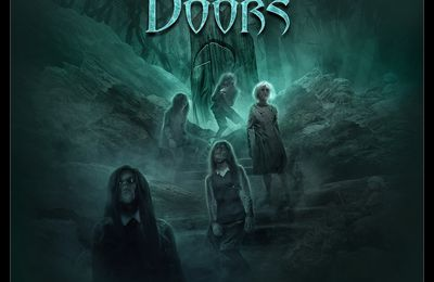 "CD review ASTRAL DOORS ""Black Eyed Children"""