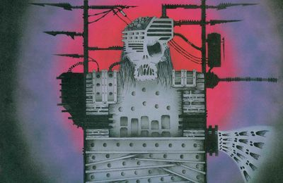"CD review VOIVOD ""Rrröööaaarrr"" / ""Killing Technology"" / ""Dimension Hatröss"" - reissues (Noise lebt!)"