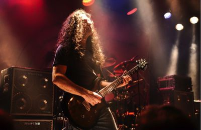 TUESDAY THE SKY - the new project of FATES WARNING mastermind Jim Matheos