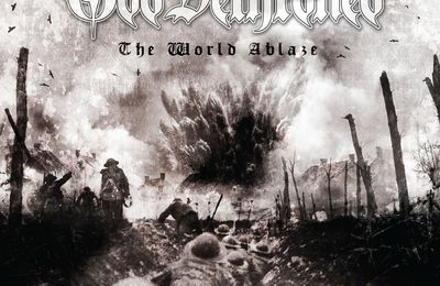 "CD review GOD DETHRONED ""The World Ablaze"""