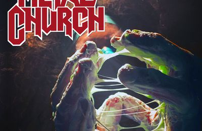 "CD review METAL CHURCH ""Classic Live"""