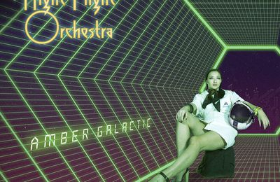 "CD review THE NIGHT FLIGHT ORCHESTRA ""Amber Galactic"""