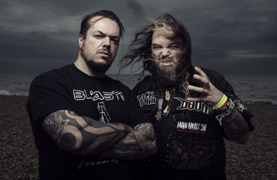 CAVALERA CONSPIRACY's working on a new album