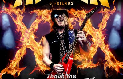 CD review HANSEN & FRIENDS :Thank You Wacken (Live)""