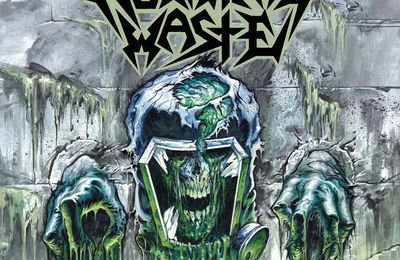 "CD review MUNICIPAL WASTE ""Slime and Punishment"""