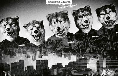 "CD review MAN WITH A MISSION ""Dead End in Tokyo"""