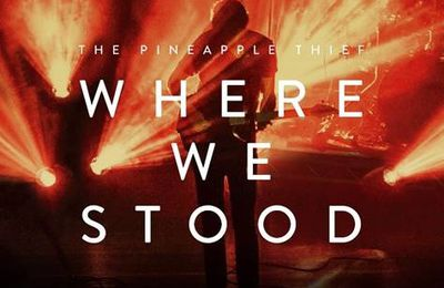 THE PINEAPPLE THIEF announces live release