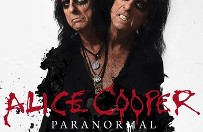 "CD review ALICE COOPER ""Paranormal"""