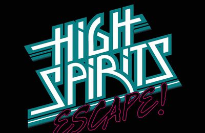 "CD review HIGH SPIRIT ""Escape!"" EP"