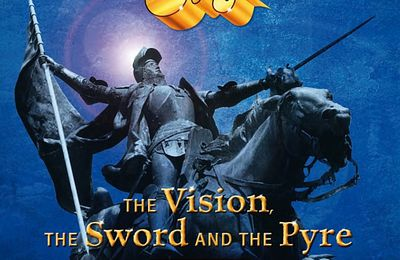 "CD review ELOY ""The Vision, the Sword and the Pyre (Part 1)"""
