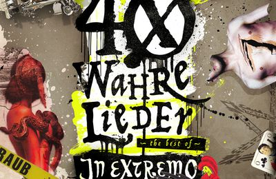 "CD/DVD review IN EXTREMO ""40 wahre Lieder"""