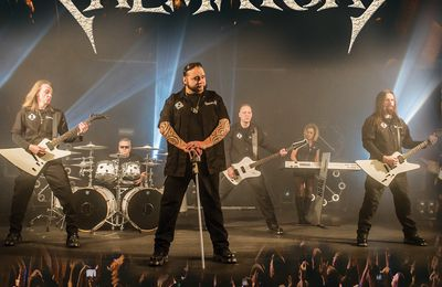 """CD review CREMATORY """"Live Insurrection"""""""