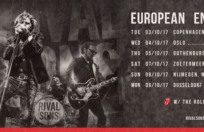 RIVAL SONS tour dates for Europe